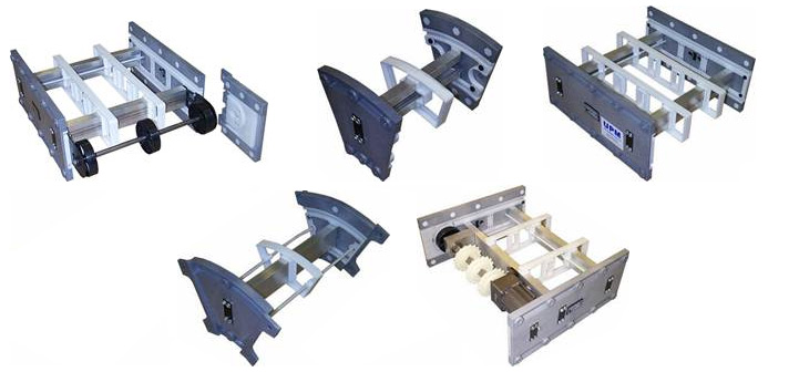 Dynacon Modular Belt Conveyors Upm