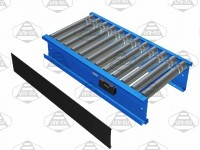 24V Roller Conveyor - 75mm Pitch