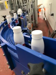 BD Dairy Automated Conveyor