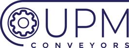 Conveyors   Belt Conveyor Systems   Stainless Steel Conveyor Logo