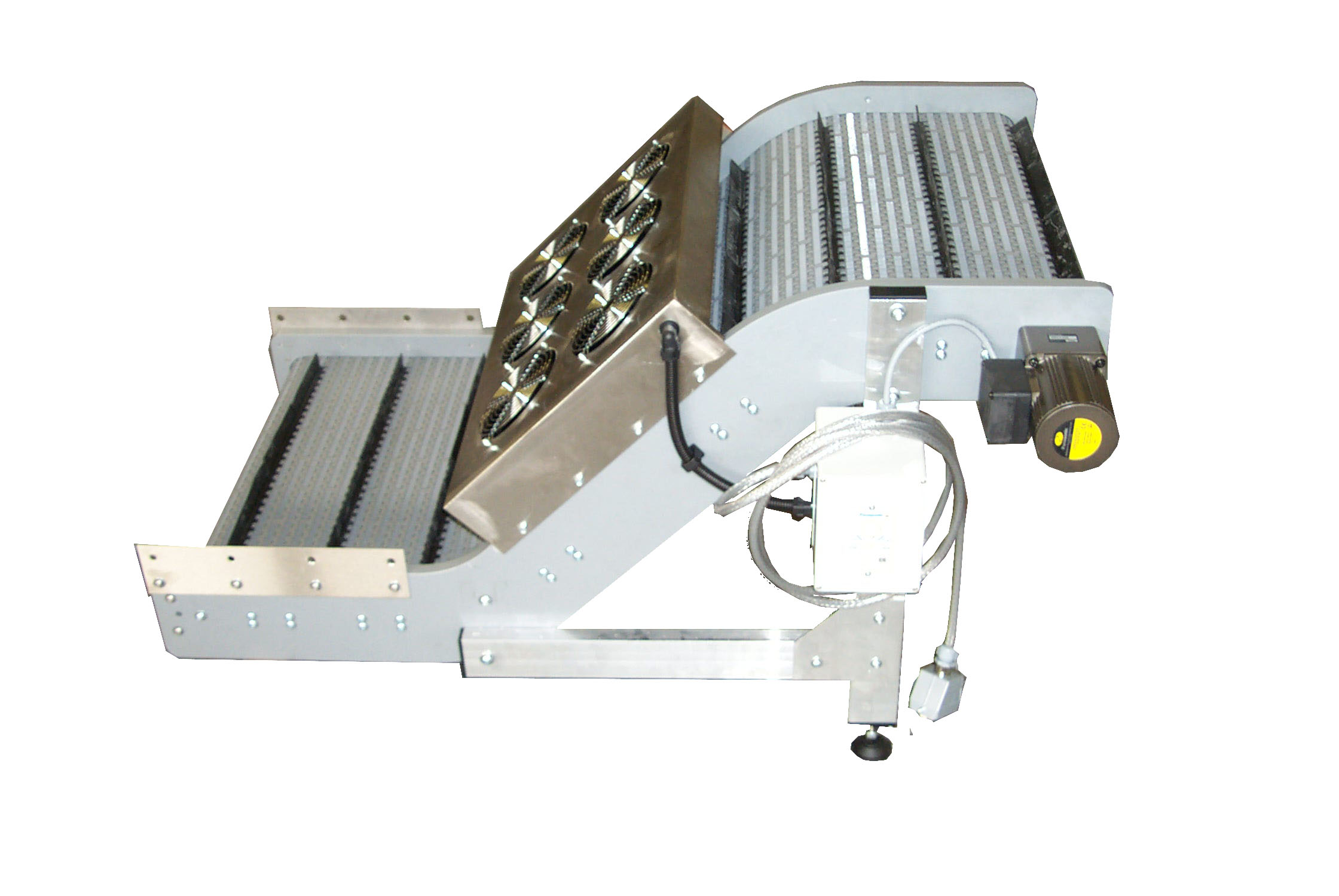 Cooling & Metal Detector Conveyor Systems | UPM
