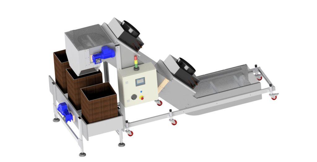 3D CAD Design for W.E. Amies & Co Ltd,