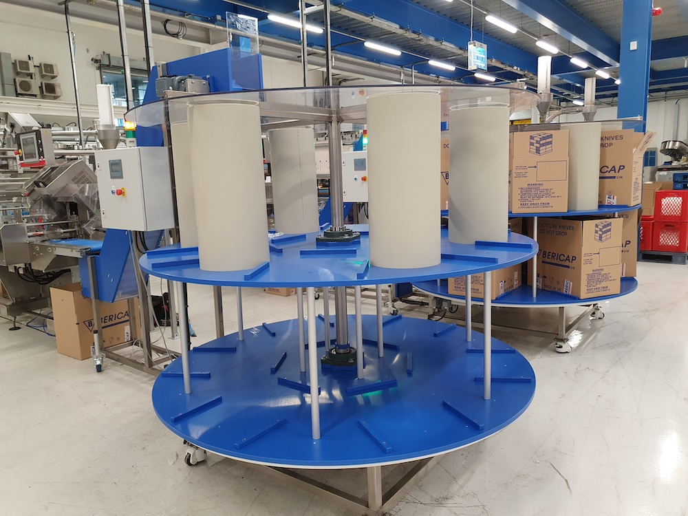 Rotary Carousel System