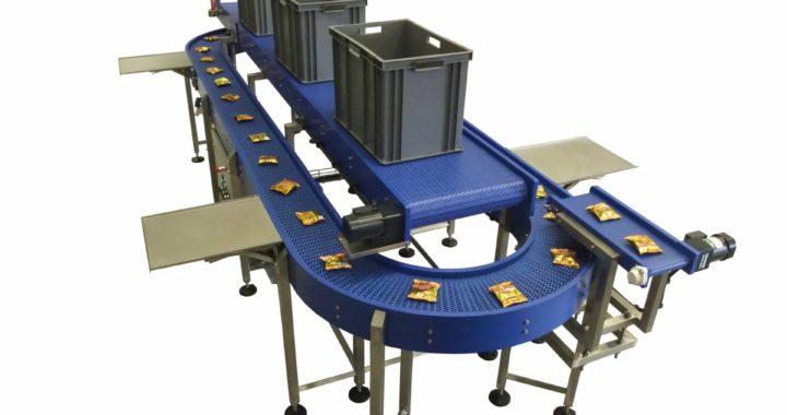 bespoke conveyor 3D design